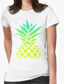 Pineapple Blend Womens Fitted T-Shirt