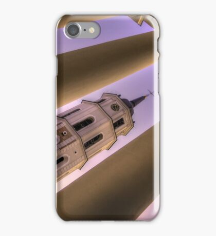 Vilnius Cathedral Lithuania iPhone Case/Skin