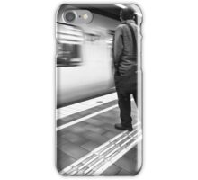 Speeding Train iPhone Case/Skin