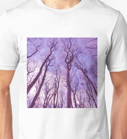 forest sky Unisex T-Shirt