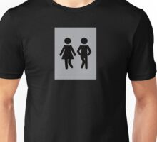 Ladies and Gentleman Unisex T-Shirt