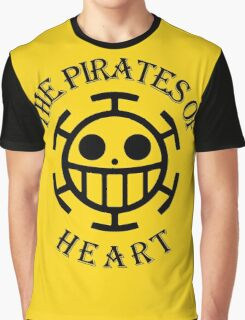 The Pirates of Heart Graphic T-Shirt