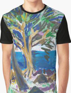 Bargara Graphic T-Shirt