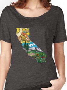California is Love Women's Relaxed Fit T-Shirt