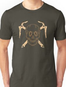 Skull and Cross Axes T-Shirt