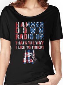 Hammer Down (PATRIOT EDITION!) Women's Relaxed Fit T-Shirt