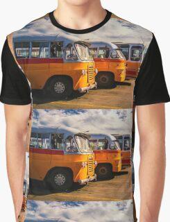 Malta Buses- Generations Graphic T-Shirt