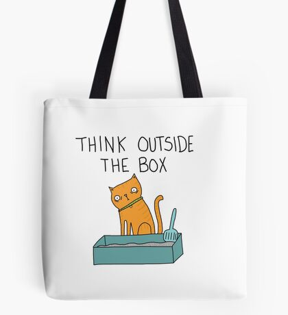 Creative Cat Tote Bag
