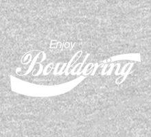 Enjoy Bouldering Kids Tee