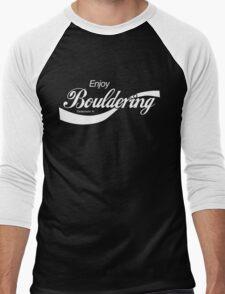 Enjoy Bouldering Men's Baseball ¾ T-Shirt