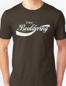 Enjoy Bouldering Unisex T-Shirt