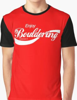 Enjoy Bouldering Graphic T-Shirt