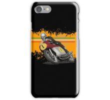 cafe racer - agusta 500/4 iPhone Case/Skin