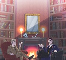 Discussion at 221B by enerjax