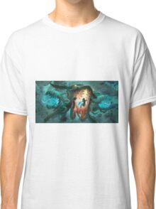 Inoculating the Water Dragon  Classic T-Shirt