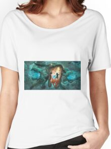 Inoculating the Water Dragon  Women's Relaxed Fit T-Shirt
