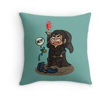 Urn Smashing Throw Pillow