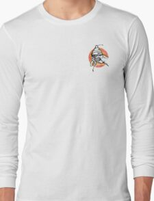 Cupcake and Quiver Long Sleeve T-Shirt