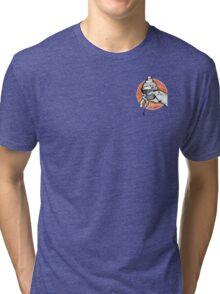 Cupcake and Quiver Tri-blend T-Shirt