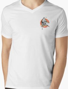 Cupcake and Quiver Mens V-Neck T-Shirt