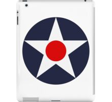 The United States Army Air Corps (USAAC) iPad Case/Skin