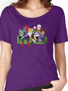 Undertale Squad Women's Relaxed Fit T-Shirt