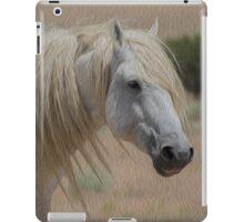 Gandalf in Oel  iPad Case/Skin