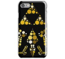Triforce Large Dots iPhone Case/Skin