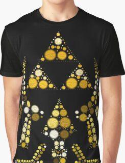 Triforce Large Dots Graphic T-Shirt