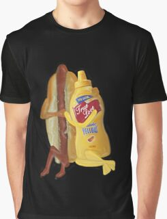 (✿◠‿◠) HOT DOG! WE GO TOGETHER EVERLASTING LOVE VARIOUS APPAREL (✿◠‿◠) Graphic T-Shirt