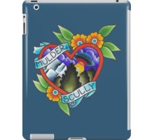 the truth is out there iPad Case/Skin