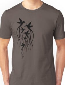 Humming Birds Unisex T-Shirt