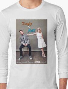 Tingly & Moist: The Merchandise Long Sleeve T-Shirt