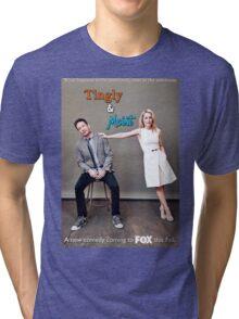 Tingly & Moist: The Merchandise Tri-blend T-Shirt