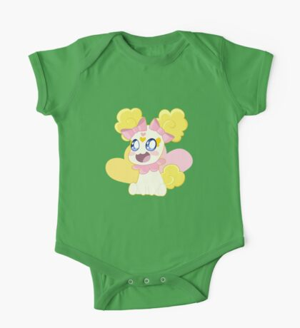 Candy - Glitter Force One Piece - Short Sleeve