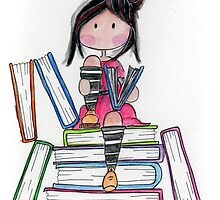 Sitting on a To Be Read list... by PushyGirl