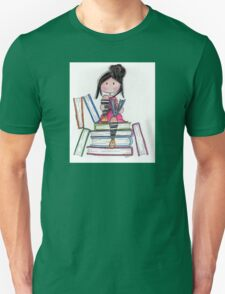 Sitting on a To Be Read list... T-Shirt