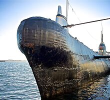 'Cold War' Russian Submarine by Scott Johnson