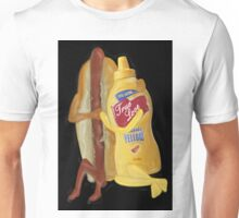 (✿◠‿◠) HOT DOG! WE GO TOGETHER EVERLASTING LOVE VARIOUS APPARE(✿◠‿◠) Unisex T-Shirt