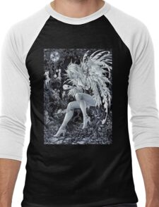Crystal balls Men's Baseball ¾ T-Shirt