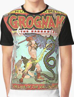 Grognak (Issue 14) Graphic T-Shirt
