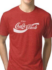 Enjoy Climbing Tri-blend T-Shirt