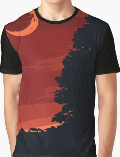 Hollow Hill Graphic T-Shirt