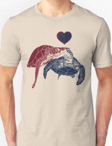 Turtles in Love T-Shirt