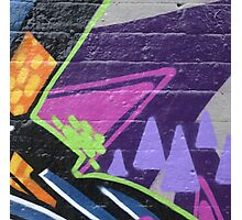 Graffiti Colours Photographic Print