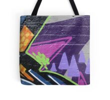 Graffiti Colours Tote Bag