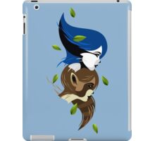 Mordecate and Rigbelle iPad Case/Skin