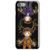 When the Doctor was Me iPhone Case/Skin