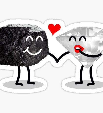 Carbon Dating Sticker