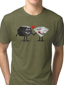Carbon Dating Tri-blend T-Shirt